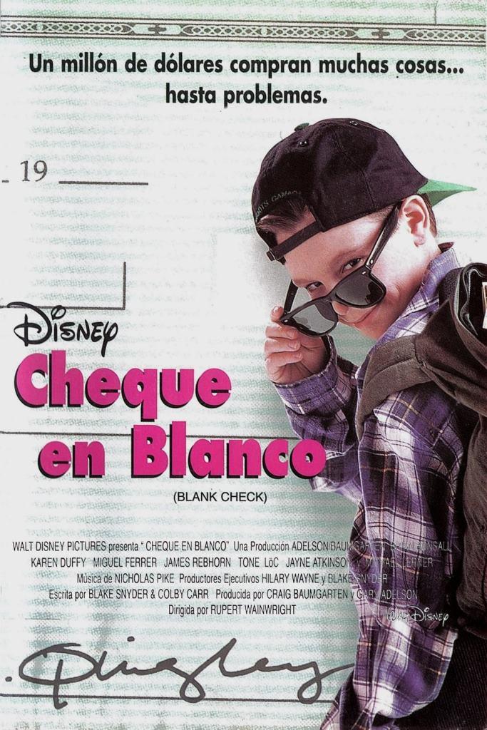 Cheque en blanco (1994) HD 1080p Latino
