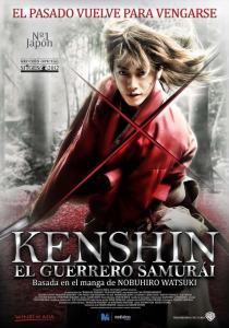 Kenshin, el guerrero samurái (2012) HD 1080p Latino
