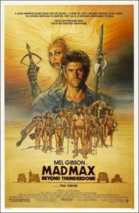 Mad Max 3: Mas alla de la cupula del trueno