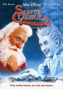 Santa Claus 3: Por una Navidad sin frío (2006) HD 1080p Latino