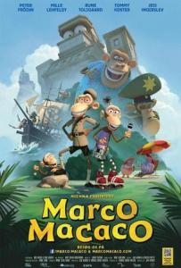 Las locuras de Marco (Marco Macaco)