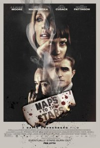 Polvo de estrellas (Maps to the Stars)