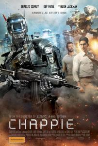 Chappie (2015) HD 1080p Latino