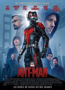 Ant-Man: El Hombre Hormiga (2015) HD 1080p Latino