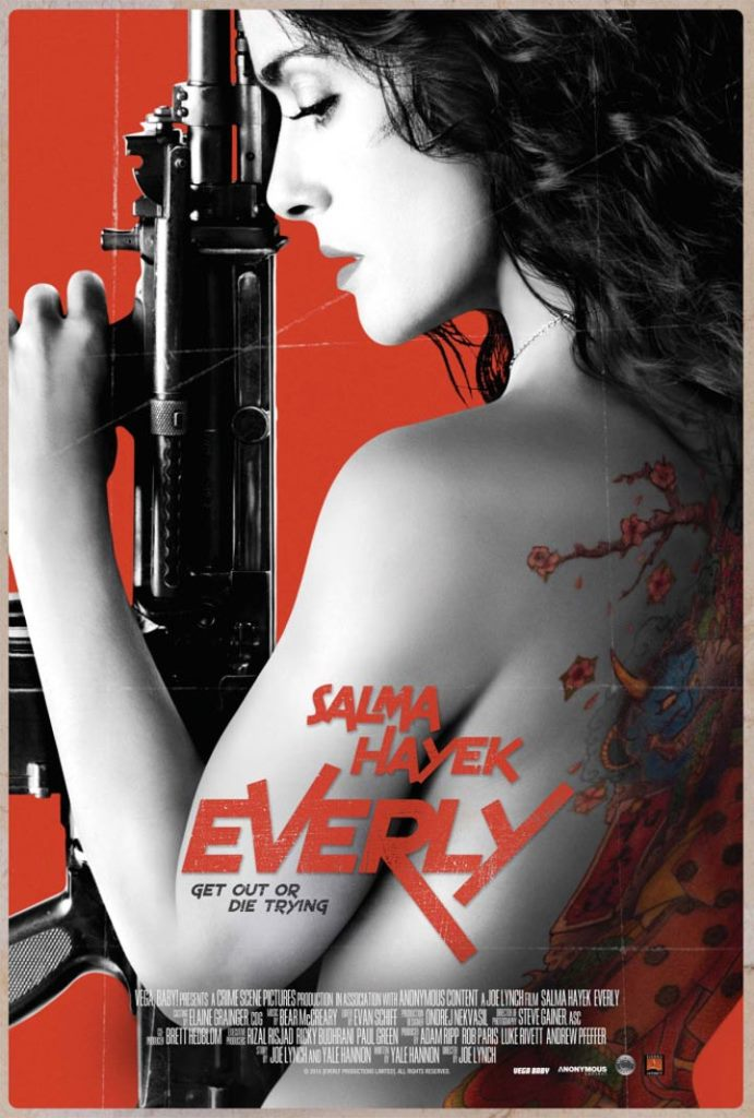 Everly: Implacable y peligrosa