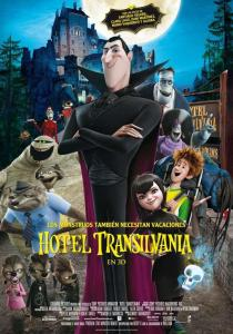 Hotel Transilvania (2012) HD 1080p Latino