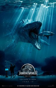 Jurassic World: Mundo Jurásico (2015) HD 1080p Latino