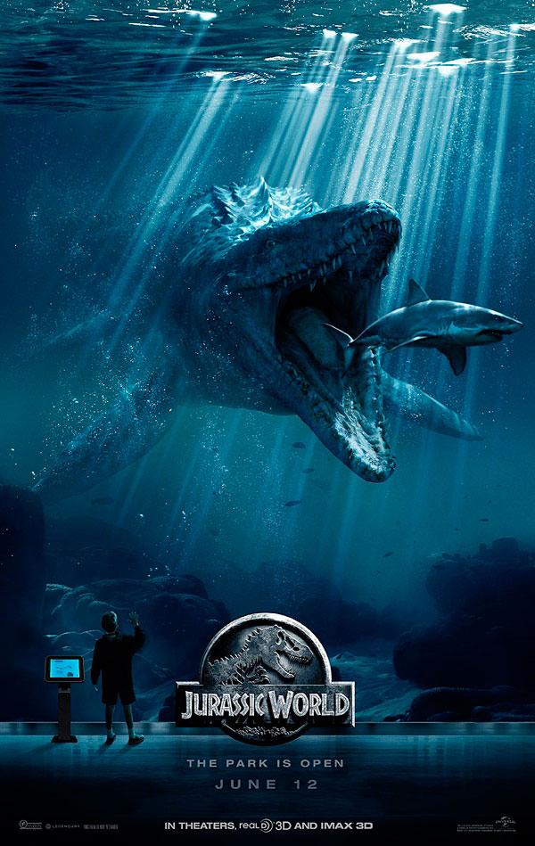 Jurassic World: Mundo Jurásico (2015) HD 1080p Latino