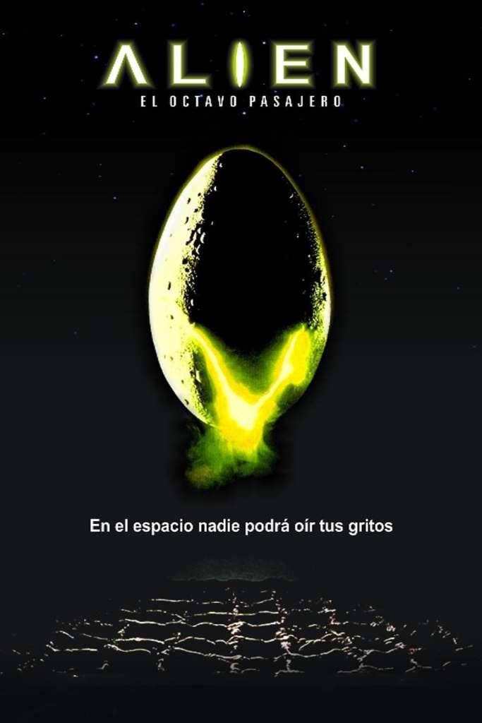 Alien, el octavo pasajero (1979) HD 1080p Latino
