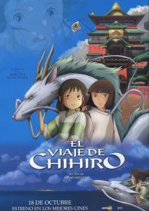El viaje de Chihiro (2001) HD 1080p Latino