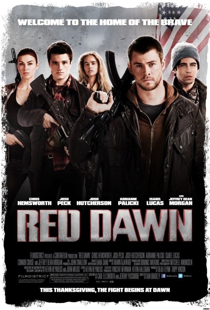 Amanecer rojo (Red Dawn)