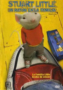 Stuart Little: Un ratón en la familia (1999) HD 1080p Latino