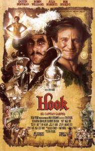 Hook (El capitán Garfio)