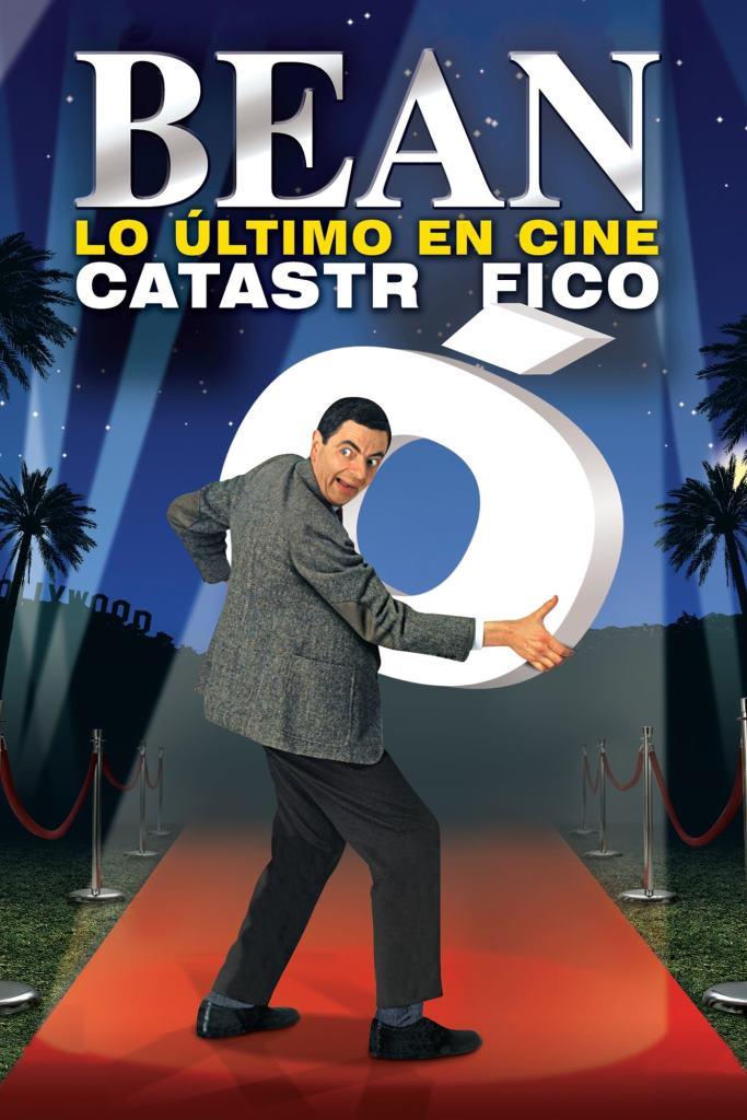 Bean, lo último en cine catastrófico (1997) HD 1080p Latino