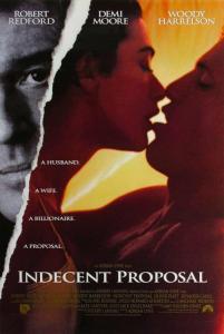 Una proposición indecente (1993) HD 1080p Latino