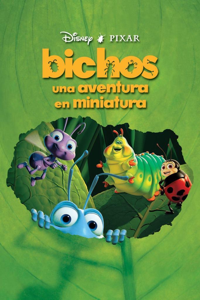 Bichos: una aventura en miniatura (1998) HD 1080p Latino