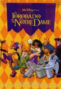 El jorobado de Notre Dame