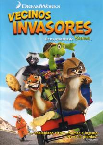 Vecinos invasores (2006) HD 1080p Latino