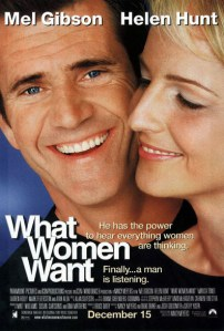 ¿En qué piensan las mujeres? (Lo Que Ellas Quieren)