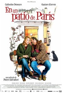 En un patio de París