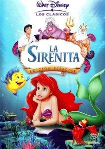 La Sirenita (1989) HD 1080p Latino