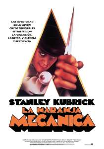 La naranja mecánica (1971) HD 1080p Latino