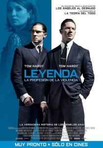 Leyenda: La Profesión de la Violencia (2015) HD 1080p Latino