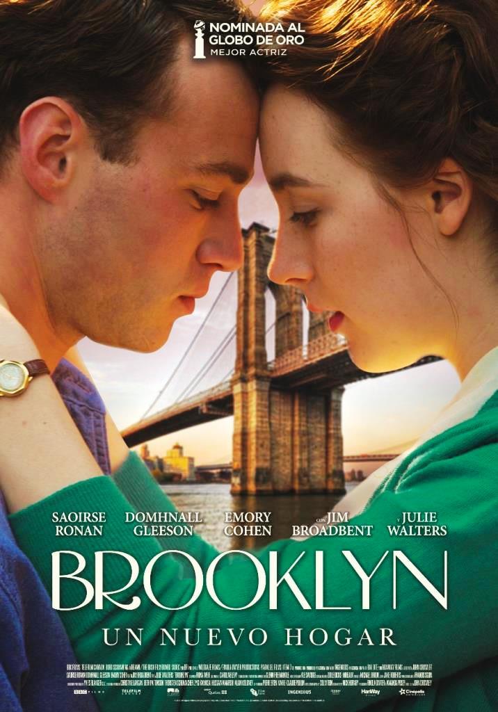 Brooklyn: Una nueva vida (2015) HD 1080p Latino
