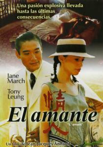 El amante (1992) DVD-Rip Castellano
