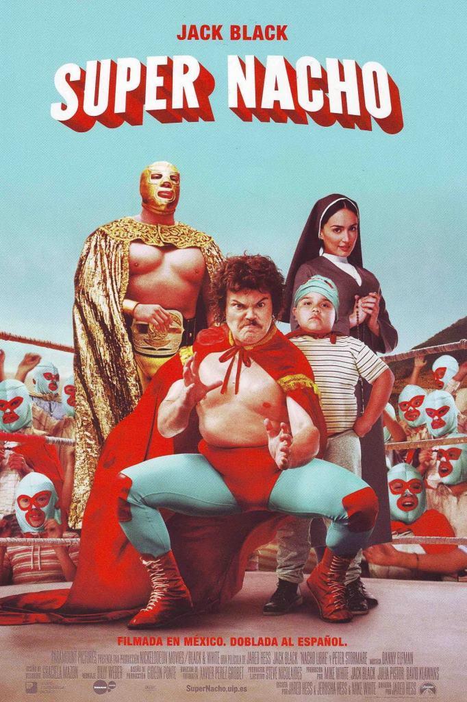 Super Nacho (2006) HD 1080p Latino