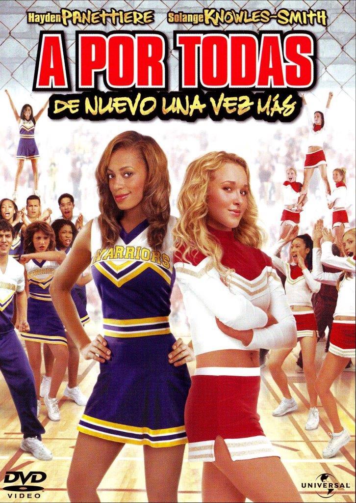 A por todas de nuevo, una vez más (2006) DVD-Rip Latino
