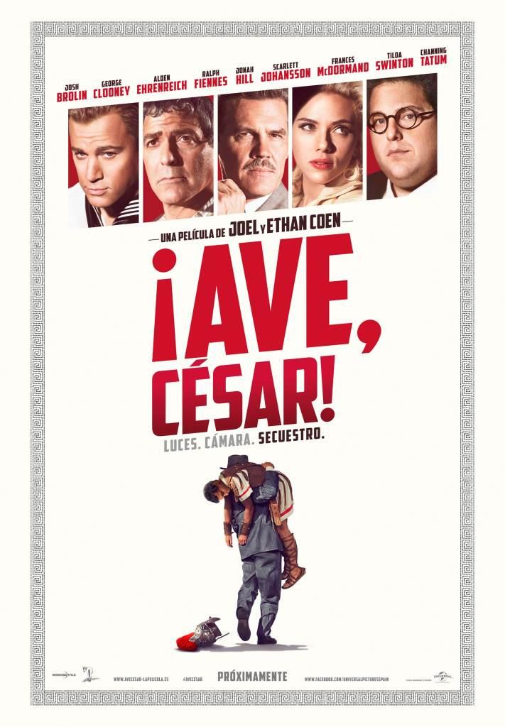 ¡Ave, César! (2016) HD 1080p Latino