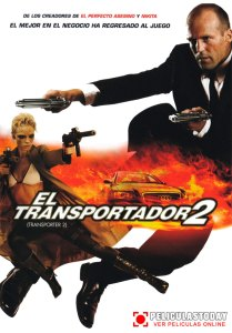 El transportador 2 (2005) HD 1080p Latino