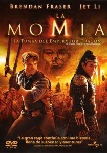 La momia 3: La tumba del emperador Dragón (2008) HD 1080p Latino