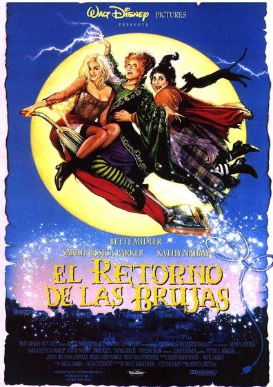 El retorno de las brujas (Abracadabra)