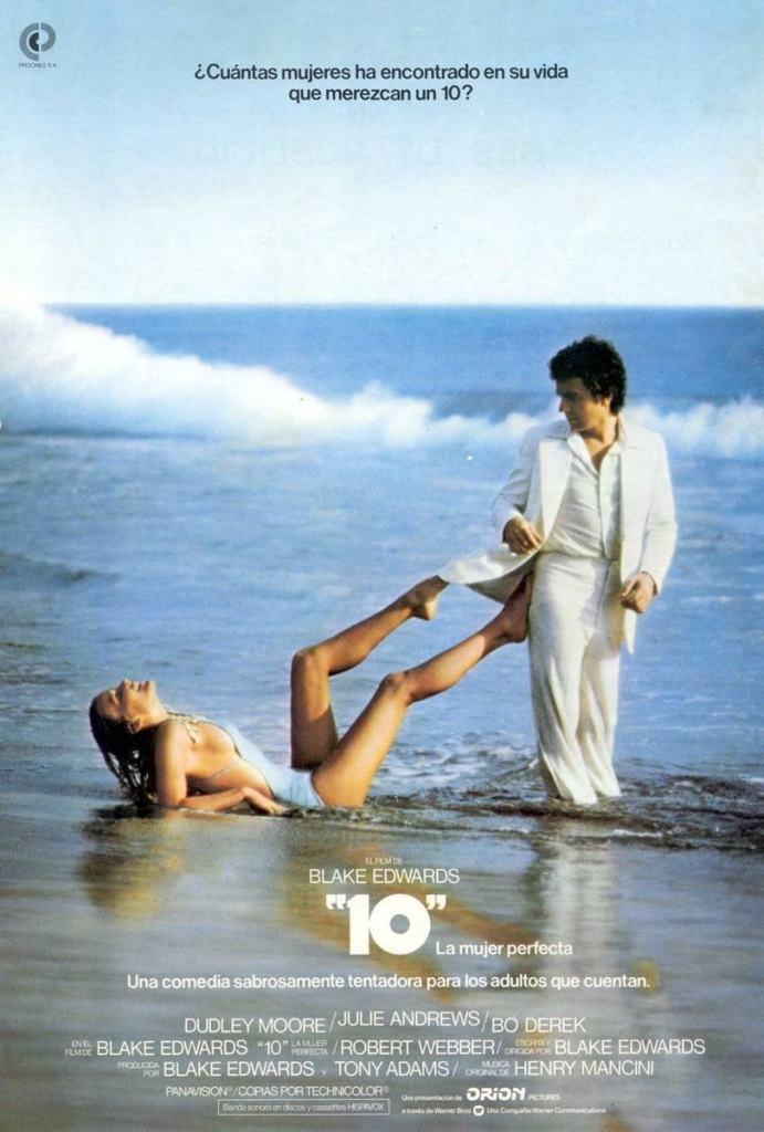 10, la mujer perfecta (1979) HD 1080p Latino