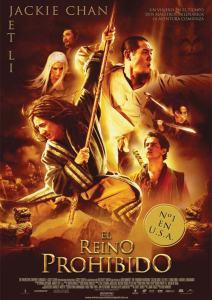 El reino prohibido (2008) HD 1080p Latino