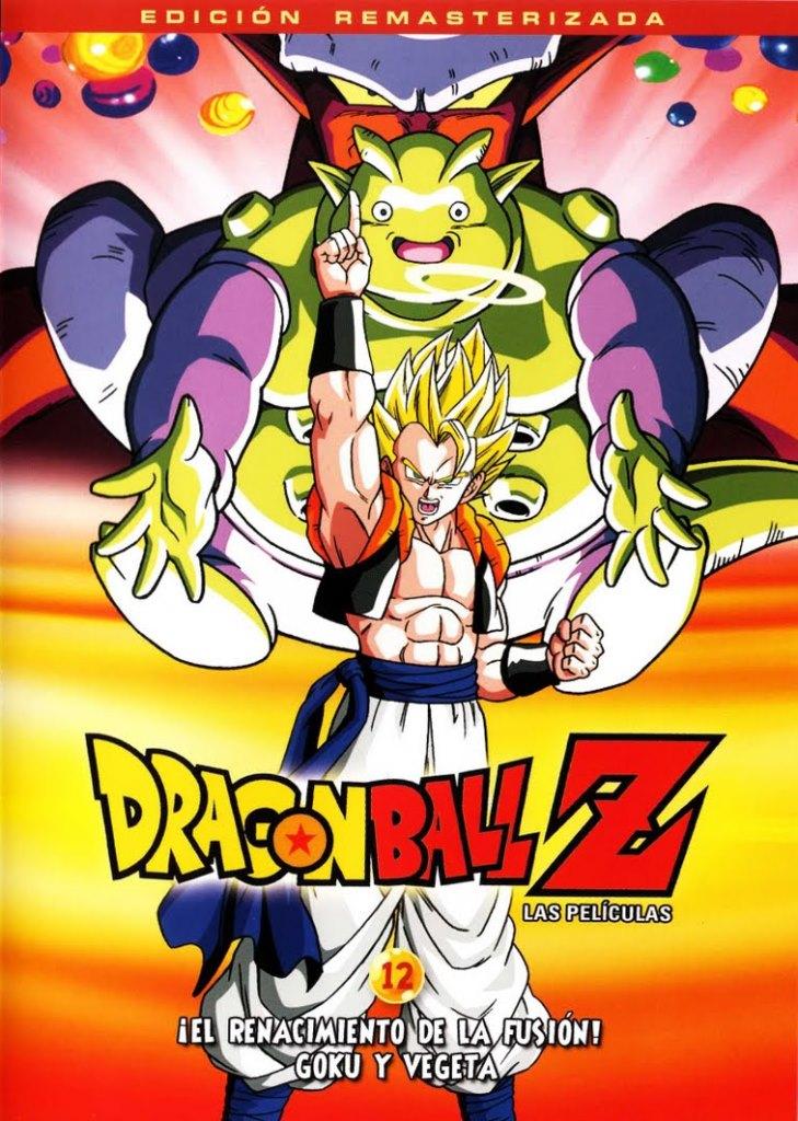 Dragon Ball Z: Fusión