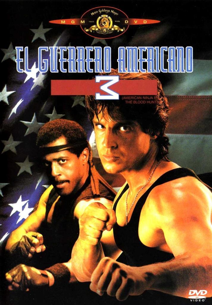El guerrero americano 3 (1989) HD 1080p Latino
