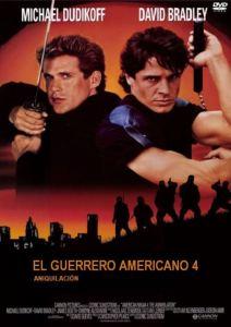 El guerrero americano 4: La aniquilación (1990) DVD-Rip Castellano