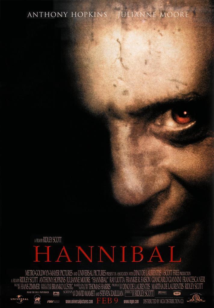 Hannibal (2001) HD 1080p Latino