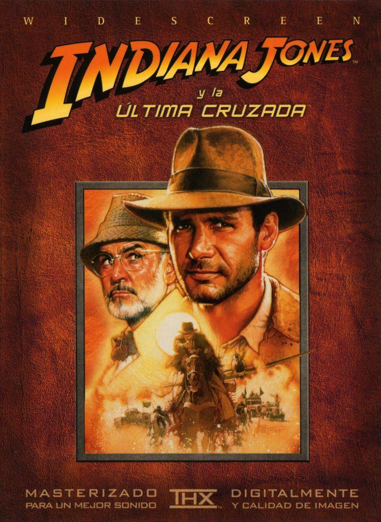 Indiana Jones 3 y la última cruzada (1989) HD 1080p Latino