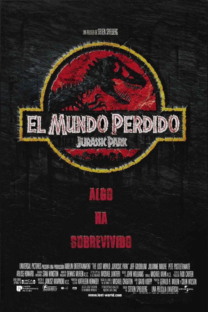 El mundo perdido: Jurassic Park (1997) HD 1080p Latino