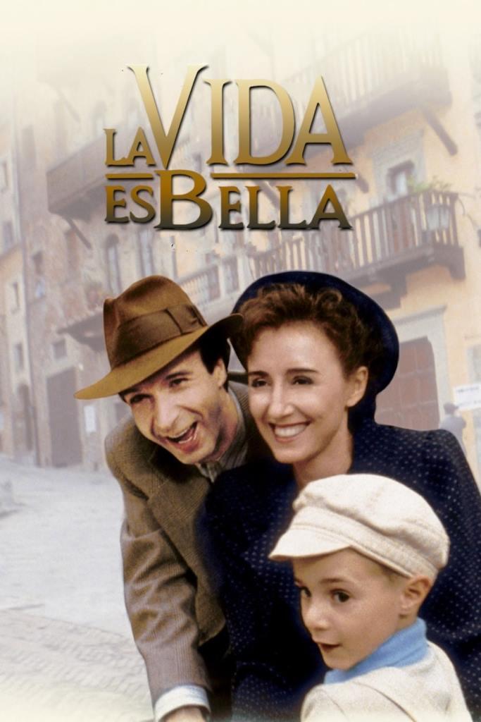 La vida es bella (1997) HD 1080p Latino