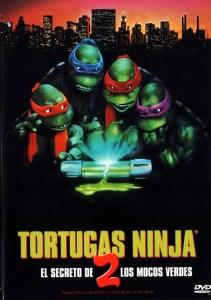Las tortugas ninja 2: El secreto de los mocos verdes (1991) HD 1080p Latino
