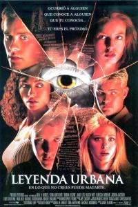 Leyenda urbana (1998) HD 1080p Latino