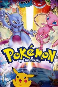 Pokémon 1: Mewtwo VS Mew