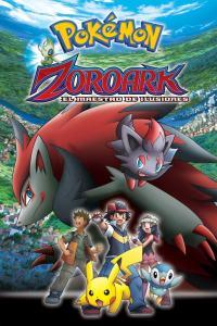 Pokémon 13: Zoroark, el maestro de ilusiones (2010) HD 720p Latino