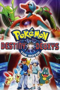 Pokémon 7: Destino Deoxys (2004) DVD-Rip Latino