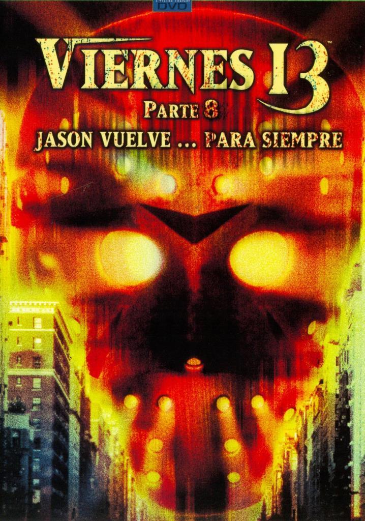 Viernes 13, Parte 8: Jason vuelve… para siempre (1989) HD 1080p Latino